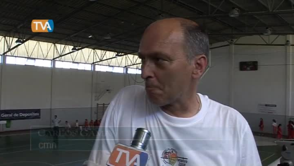 16º torneio internacional de basquetebol da Amadora