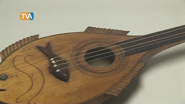 Exposição Instrumentos Musicais Portugueses