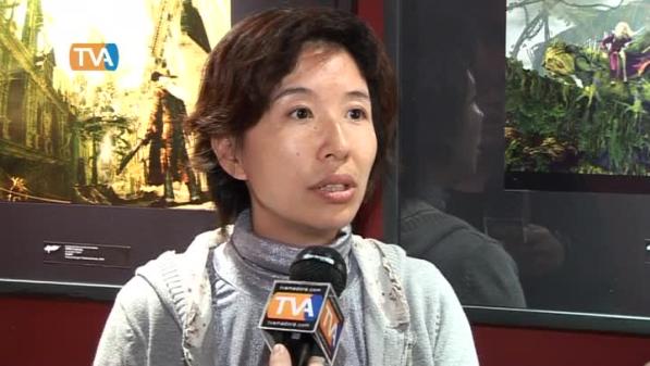 Entrevista Li Hong (2008)