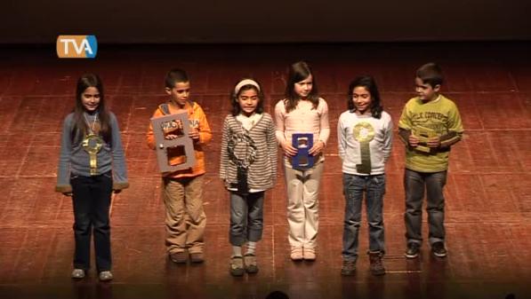 Mostra Teatro das Escolas - EB 1 Alice Leite