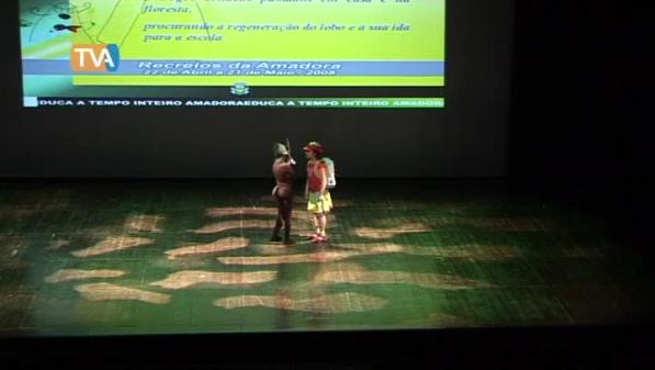 Mostra Teatro das Escolas - EB1 Condes da Lousã