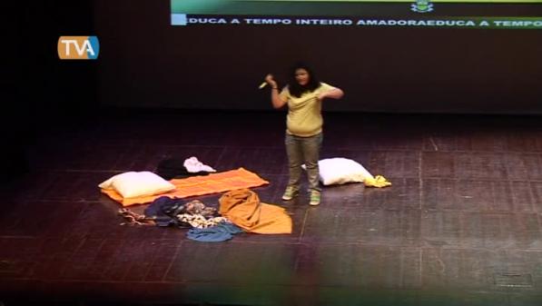 Mostra Teatro das Escolas - Esc. Sec. D. João V