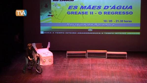 Mostra Teatro das Escolas - Escola Secundária Mães D´Água