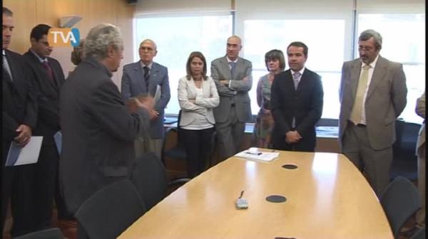 Assinatura do protocolo entre os SMAS e as Juntas de Freguesia da Amadora e Oeiras