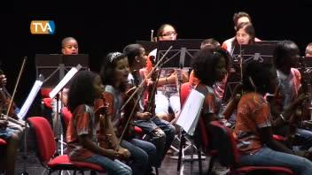 Aniversário Orquestra Geração