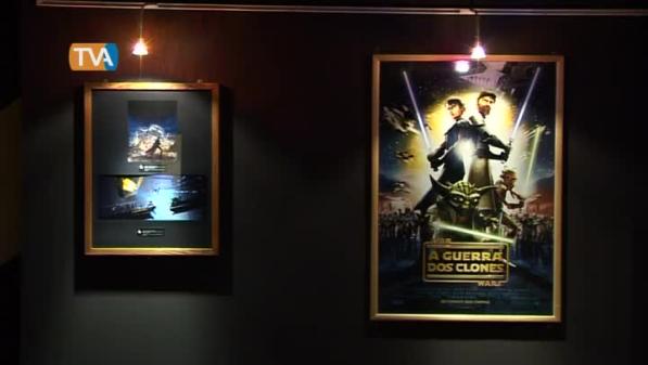 Exposição Star Wars no FIBDA (2008)