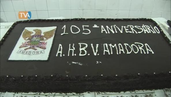 105º Aniversário dos Bombeiros Voluntários da Amadora