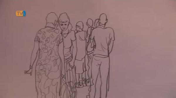 Exposição de Ricardo Cabral no 23 FIBDA