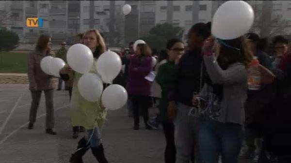 Agrupamento Escolas Miguel Torga celebra Dia Não à Violência