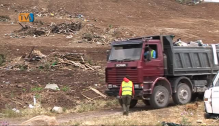Centenas de hortas demolidas na Serra do Marco