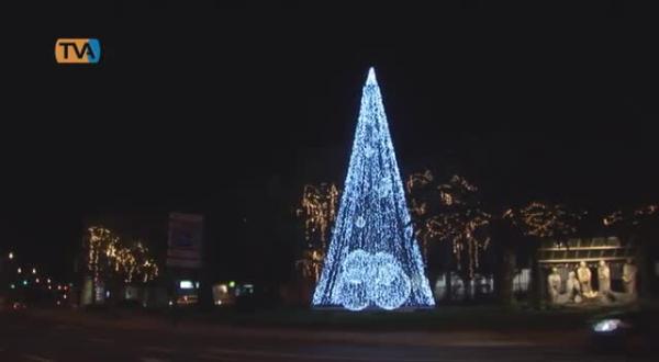 Luzes de Natal chegam à Amadora