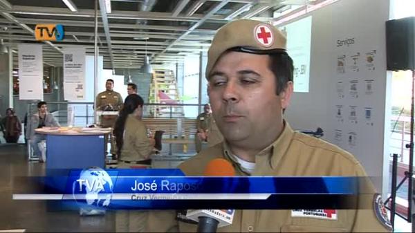 Cruz Vermelha Promove Mass Trainning Suporte Básico de Vida