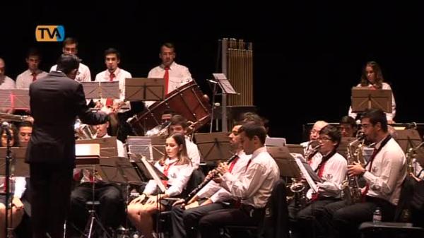Banda da SFCIA celebra Aniversário do Município da Amadora com Concerto nos Recreios da Amadora