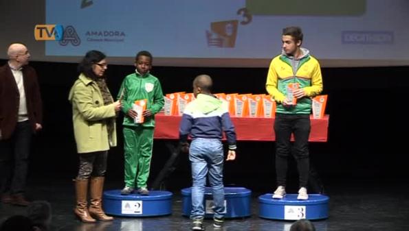 Arrudense em Primeiro Lugar na 29ª Edição Torneio Cidade da Amadora em Atletismo