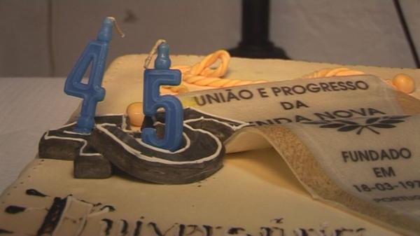 UPVN Celebra 45º Aniversário