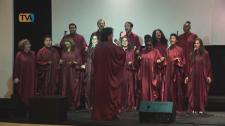 Coro Gospel de Lisboa a Partilhar Música
