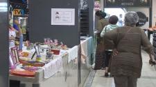Mostra de Artesanato Ajuda Famílias Carenciadas