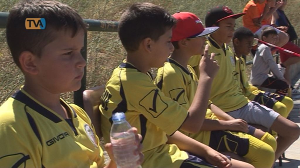 Mina de Água dá vida ao Primeiro Torneio de Futsal