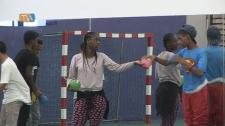 Projecto Olímpicos para Todos: Aprender a Trabalhar em Equipa