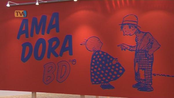 A Criança na BD - Exposição Central Amadora BD