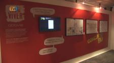 Projecto Escolhe Viver em Banda Desenhada