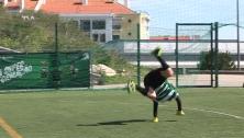 Escola Academia Sporting Amadora alia Competição e Desportivismo
