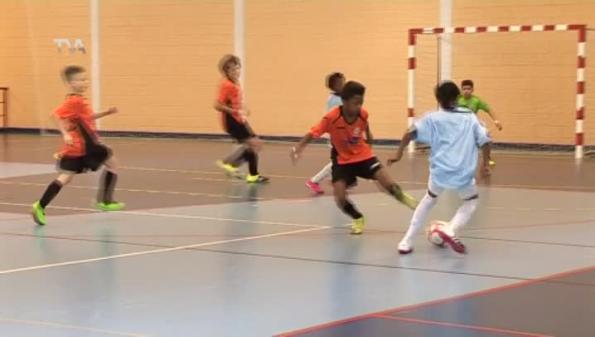 Junta Freguesia Mina de Água Promove II Torneio de Futsal