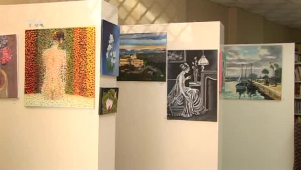 Exposição reúne Trabalhos dos Ateliês da Junta Freguesia Venteira