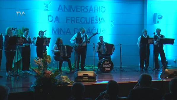 Junta Freguesia Mina de Água comemora 3º Aniversário