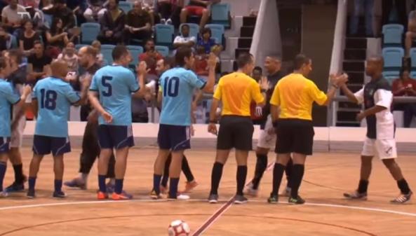 Torneio Rui Costa: Damaia Ginásio Clube vs Novos Talentos