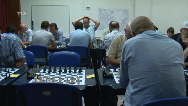 Delegação JF Falagueira-Venda Nova Recebe Torneio de Xadrez