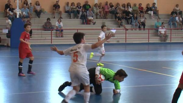 CASB Organiza Torneio Futsal para os Mais Novos