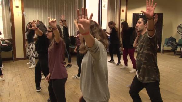 Workshops e Aulas Abertas Animam Encontro de Danças Urbanas