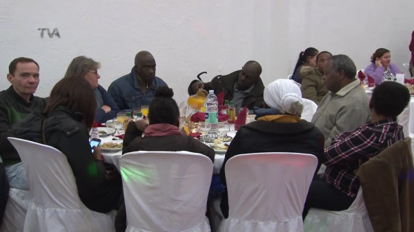 S.C. Misericórdia da Amadora Promove Jantar Solidário Natal