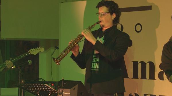 Quarteto Desidério Lázaro no 8º Ciclo de Jazz da Amadora