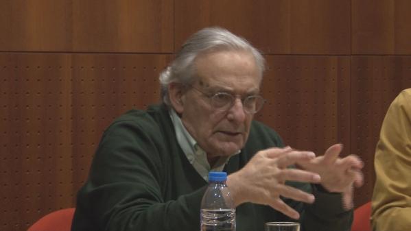 Fernando Rosas fala sobre Liberdade na Biblioteca Piteira Santos