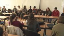 Jovens do Projeto 12-15 dão Aula aos Mestrandos do ISCTE