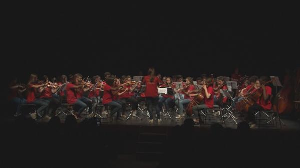 Orquestra Geração nos Recreios da Amadora