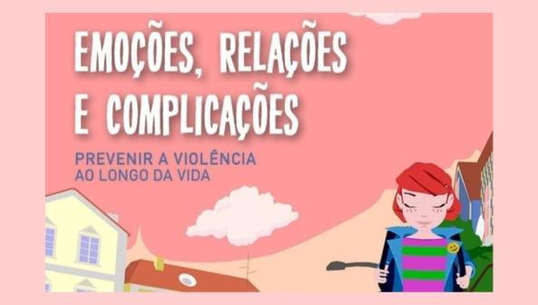 SNS lança Livro Digital para Prevenir a Violência