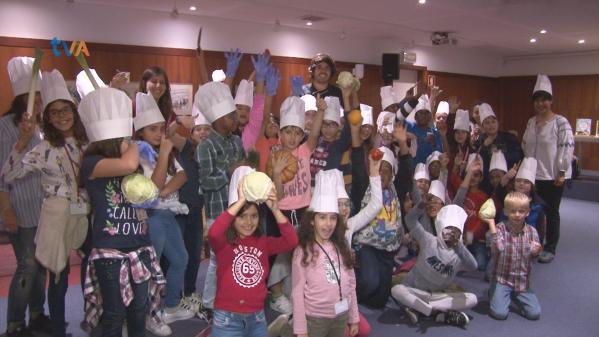 Biblioteca Municipal Celebra o Dia Mundial da Alimentação