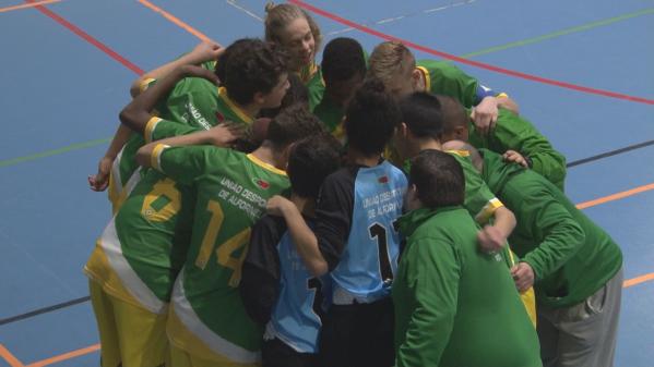 União Desportiva de Alfornelos - Uma Década a Jogar Futsal