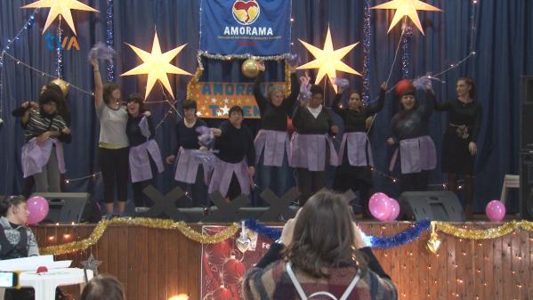 AMORAMA Celebra o Natal na ACRD Carenque