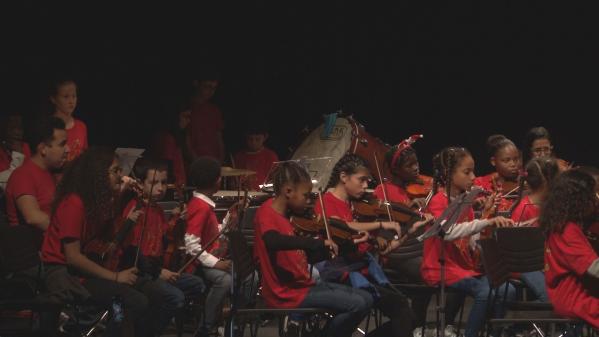 Concerto de Natal da Orquestra Geração da Amadora
