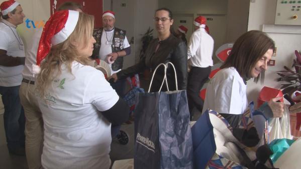 Almoço Solidário de Natal junta 700 pessoas na Encosta do Sol