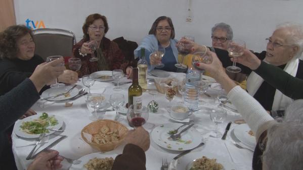 Falagueira-Venda Nova Celebra Natal com Almoço no UPVN