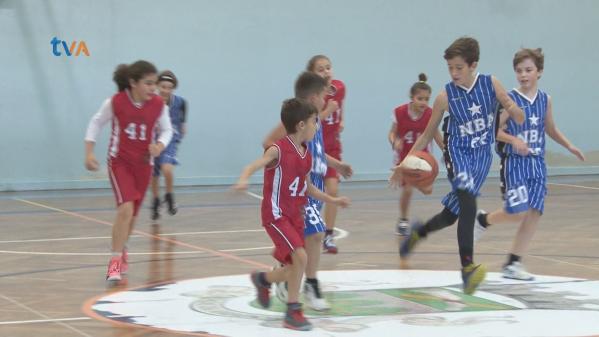 NBA Realiza Torneio de Natal no Pavilhão José Caeiro
