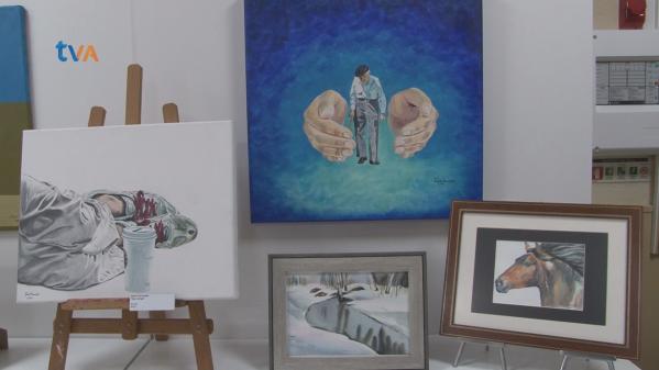 3 Artistas, Uma Paixão Comum: a Pintura