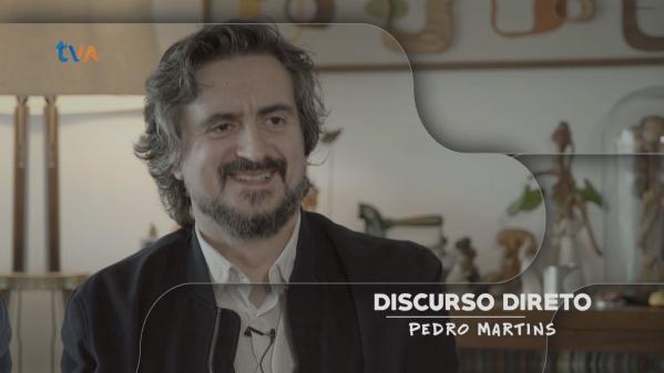 Discurso Direto - Promo - Pedro da Silva Martins