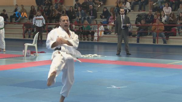 EB 2/3 Miguel Torga Recebe Torneio Regional de Karaté