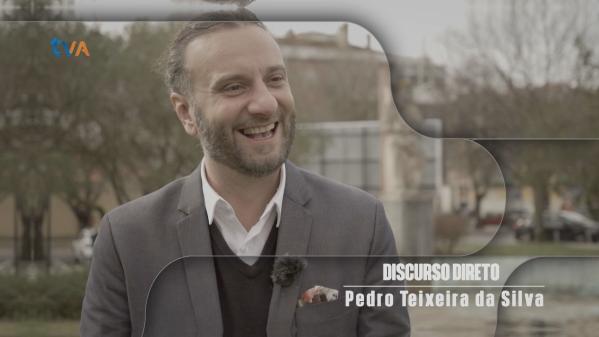 Pedro Teixeira da Silva - PROMO - Discurso Direto